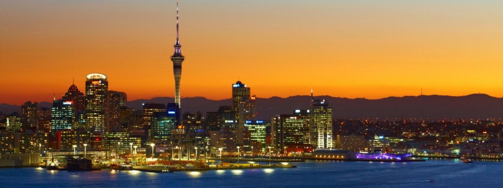 Auckland, Uusi-Seelanti