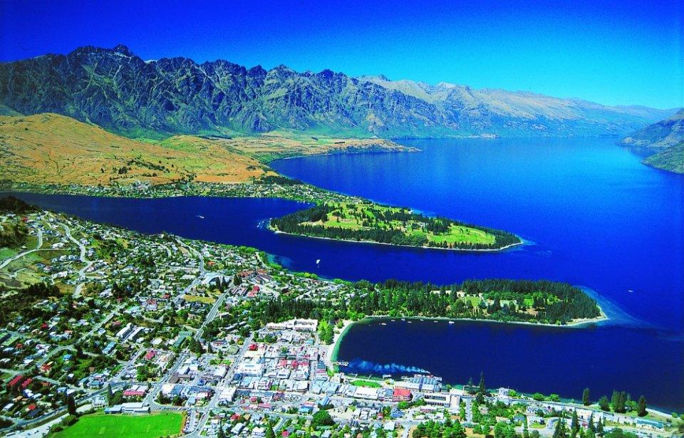 Queenstown, Uusi-Seelanti