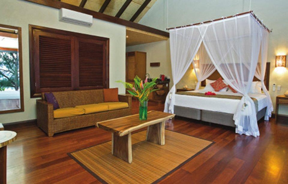 Nautilus Resort Rarotonga room