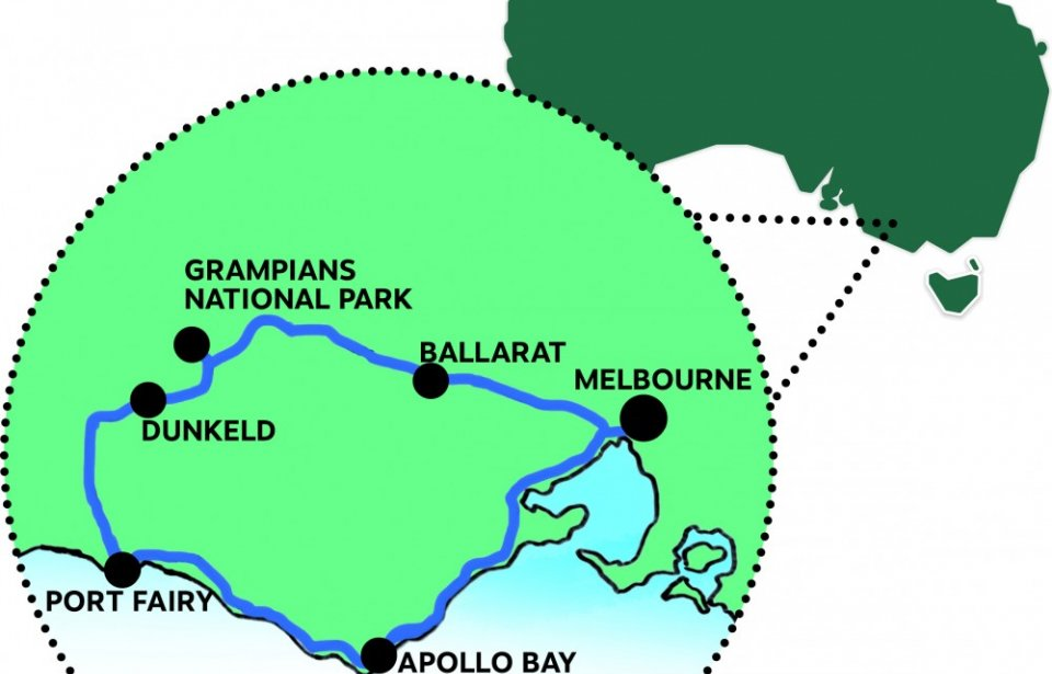 Suuri Eteläinen Kiertomatka