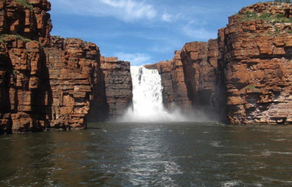 King George River, Kimberley, Australia