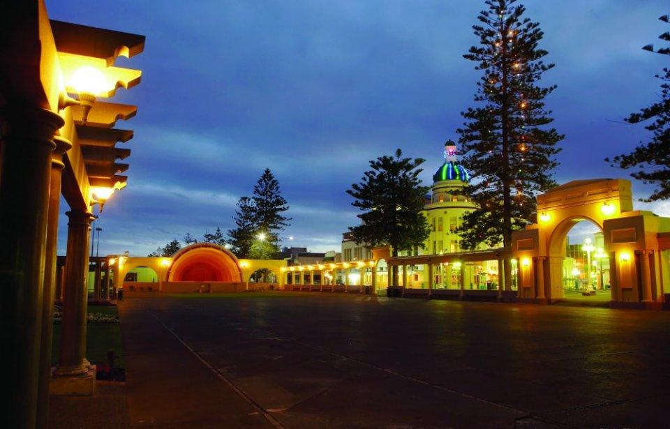 Napier, Uusi-Seelanti