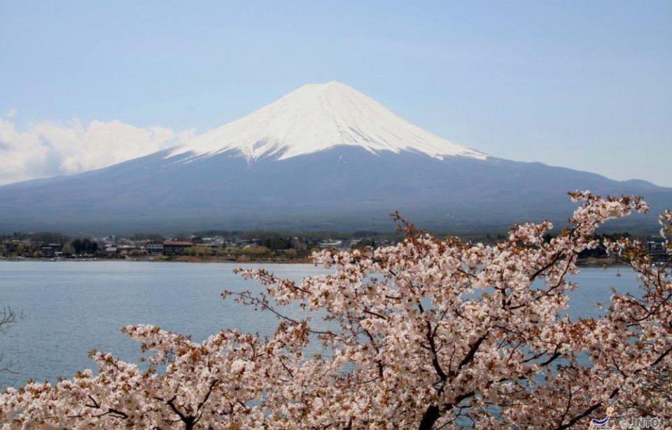Mount Fuji, Japani