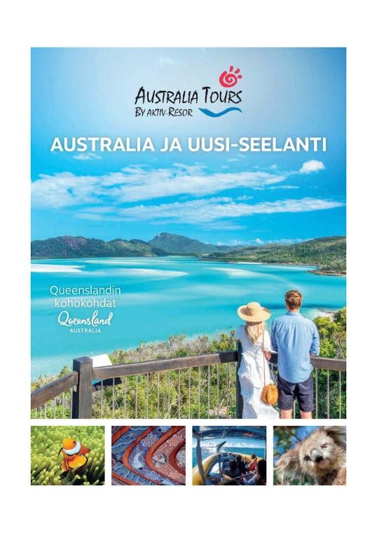 Australia ja Uusi-Seelanti