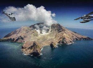 Volcanic Air, Uusi-Seelanti