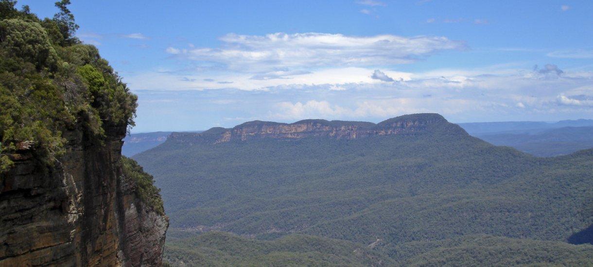 Blue Mountains ja Hunter Valley