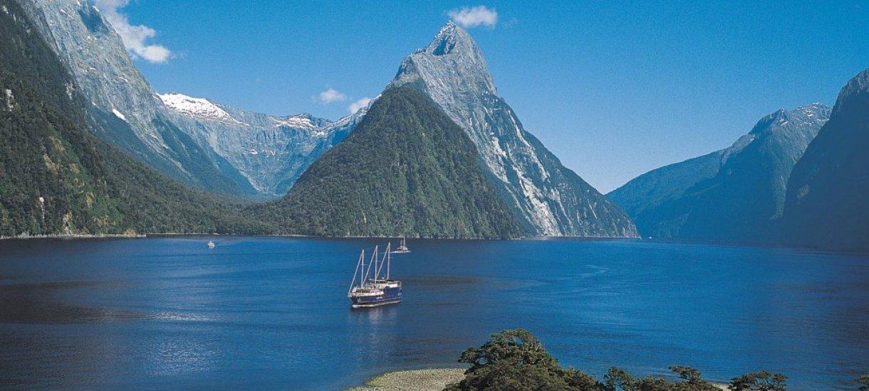 Mitrepeak, Uusi-Seelanti