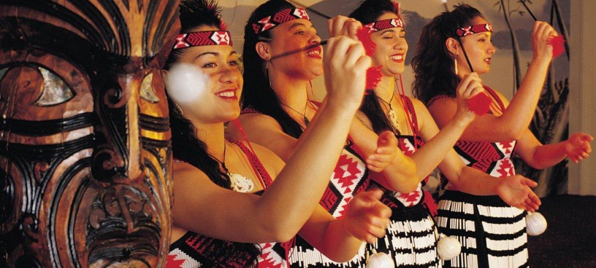 Maoritanssi, Uusi-Seelanti