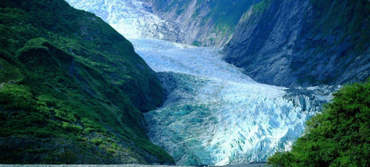 Franz Josef Glacier, Uusi-Seelanti