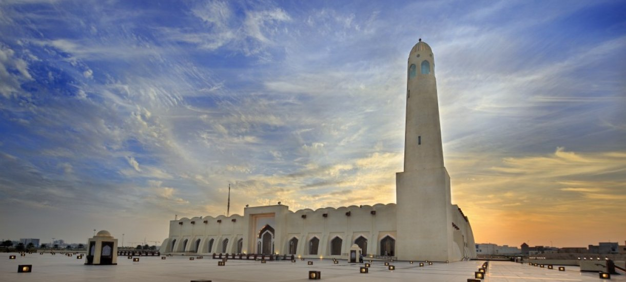 Moskeija Qatarissa
